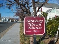 Strasburg Signs# (9)